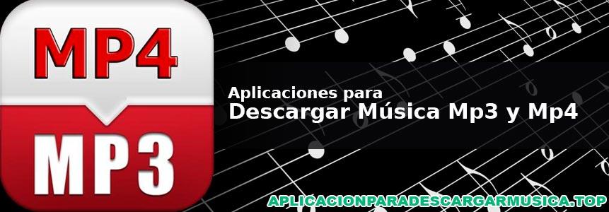 en este artículos encontrarás las mejores apps para descargar música mp3 y mp4