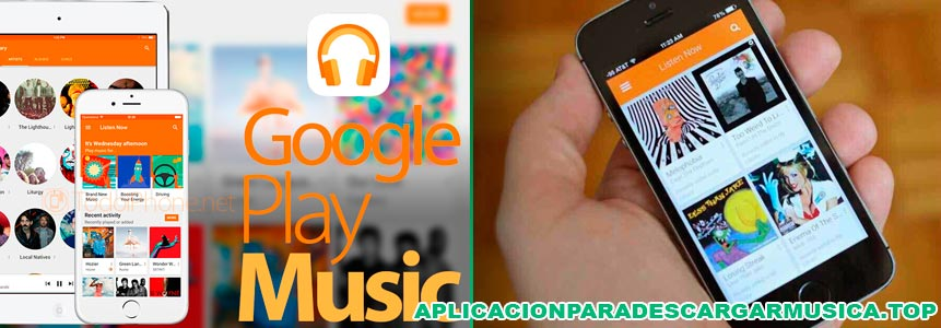 google play music para iphone