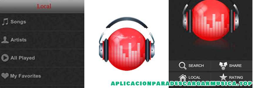 consigue cualquier canción con la app mp3 music download