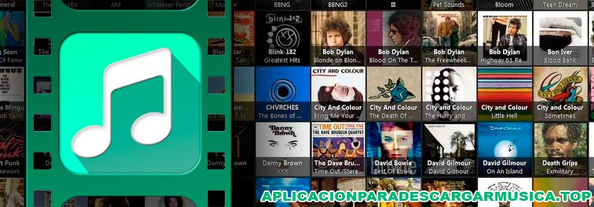 imagen en la que se muestran las mejores apps para descargar música y vídeos gratis