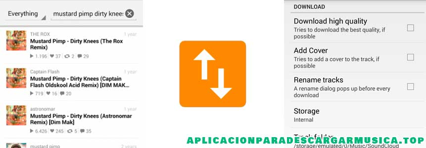 baja la app soundload