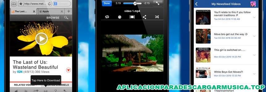 composición de imágenes de video downloader